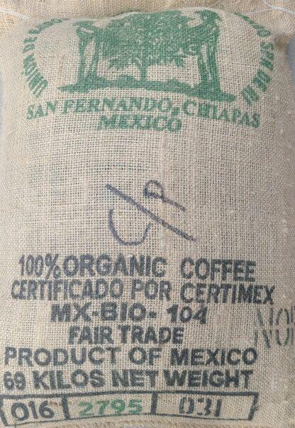 Mexican Washed Geisha Green Coffee